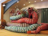 大蛇の演目