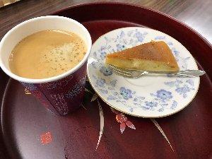 コーヒー・ケーキ